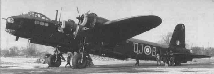 Short Stirling du 149 Sqn